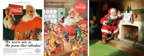Cocacolacokenatalchristmasxmassanta